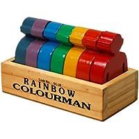 Little Genius Rainbow Colourman, Multi Color