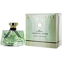 Bvlgari Mon Jasmin Noir L'eau Exquise Eau de Toilette Spray for Women, 2.5 Ounce