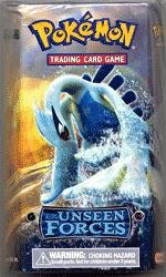 Pokemon Trading Card Game EX Unseen Forces Theme Deck Sil...