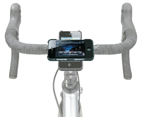 "Topeak Omni Ride Case with Strap Mount Fit Black Smart Phone From 4.5"" To 5.5"""