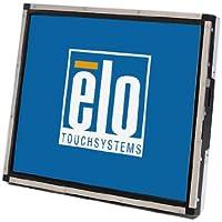 Elo E679610 Open-Frame Touchmonitors 1937L AccuTouch 19 LCD Monitor, Black/Silver