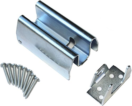 "New Heavy Metal Tamper Proof 4"" Heavy Duty Security Hasp - Stops Bolt Cutters - Zinc Plated supplier"