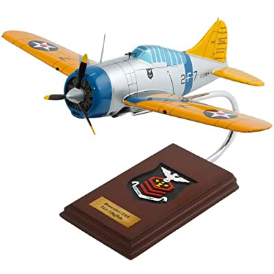 Mastercraft Collection Brewster F2A-2 Buffalo Model Scale:1/24