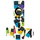 MightySkins Skin for Amazon Fire TV Stick 4K - Game Kid Color Tile | Protective, Durable, and Unique Vinyl Decal wrap Cover | Easy to Apply, Remove, and Change Styles | Made in The USA
