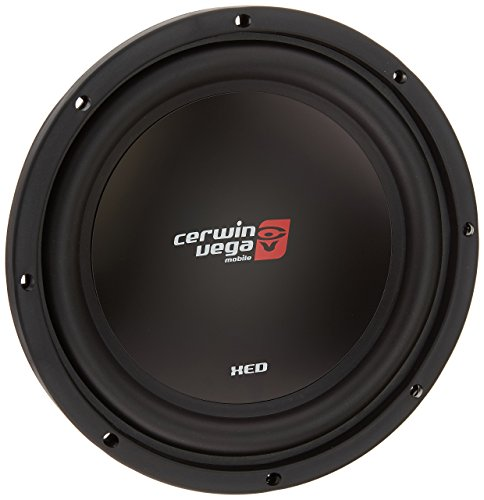 Cerwin-Vega XED10 Xed SVC 4 Ohm Subwoofer (10