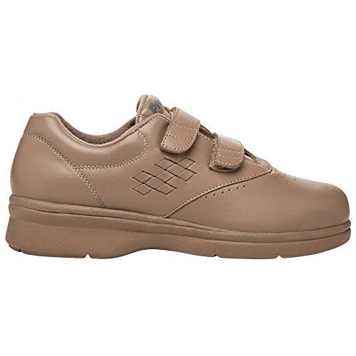 Propet Damen Vista Strap Sneaker Taupe
