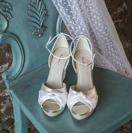 Patrice Club Rainbow Toe Peep Wedge Shoes Retro fU5Owq