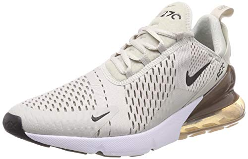 Bone Scarpe Nike Ginnastica 270 Air 007 Sepia Black White Light Stone da Uomo Nero Max nnxzC