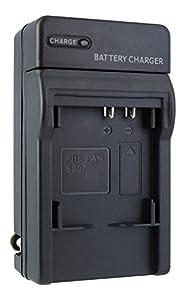 amazon com panasonic lumix dmc tz3k compact battery charger rh amazon com