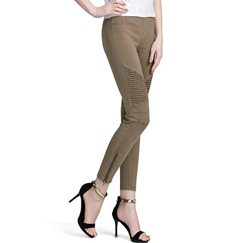 Cotton Ankle Pants - 8