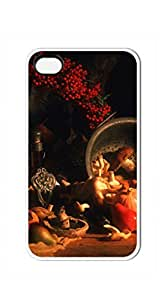 Print Hard Shell case iphone 4s - Thanksgiving Day Turkey HD Wallpaper