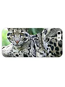 good case 3d Full Wrap case cover for iPhone 5s Us7LP7j5sOl0 Animal Clouded Leopard