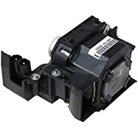 Electrified E-ELPLP34-ELE9 Replacement Lamp with Housing for POWERLITE 82C Epson Projectors