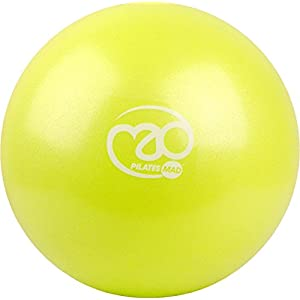 "Fitness Mad Soft Fit Core Strength Pelvic & Pilates Gym Workout Ball 9"" 23 Cm"