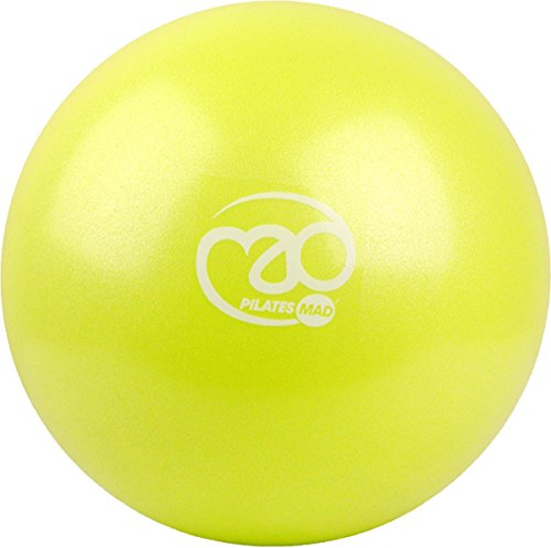 """Fitness Mad Soft Fit Core Strength Pelvic & Pilates Gym Workout Ball 9"""" 23 Cm"""