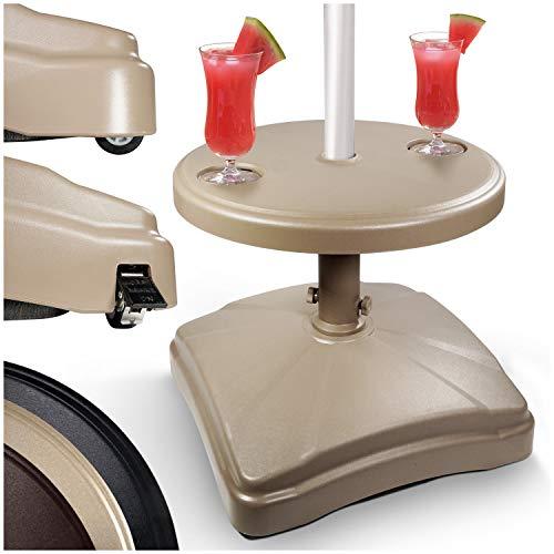 Amazon.com: Shademobile - Soporte para sombrilla y mesa de ...