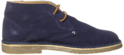 Lumberjack Gable, Baskets Hautes Homme Bleu (Mid Blue Cc022)