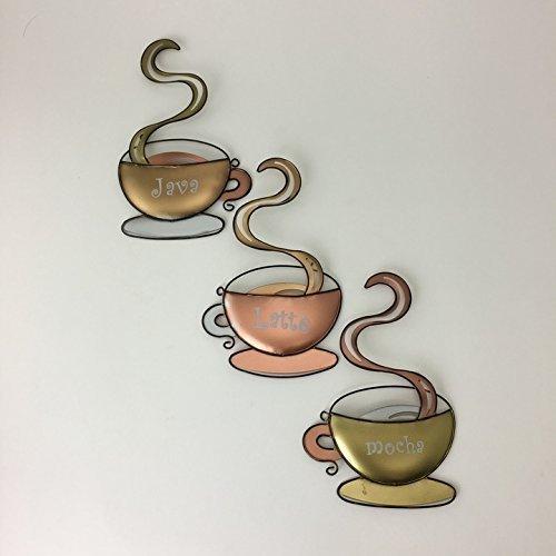 hanging coffee mug set - 1