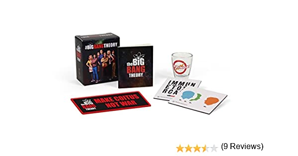The Big Bang Theory (Running Press Mini Kit): Amazon.es: Press, Running, Press, Running: Libros en idiomas extranjeros