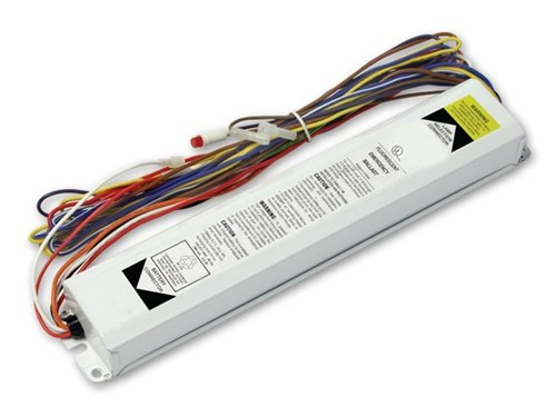 Bodine B50 Fluorescent Emergency Ballast, T5 T8, 2 Lamp, 120/277V by Philips (Image #1)