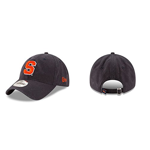 New Era Syracuse Orange Blue 9Twenty Core Classic Adult Hat (Baseball Orangemen Syracuse)