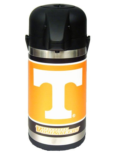 (Coffee Beanery University of Tennessee Push & Pour Game Day Airpot Thermos)