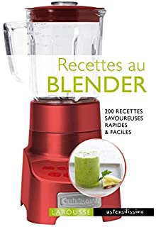 Batidora, multifuncional Blender, Smoothie maker 25,000 U/min, con ...