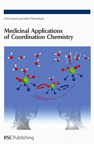 Medicinal Applications of Coordination Chemistry: RSC (RSC Paperbacks)