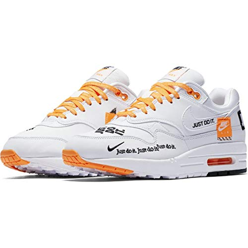 W Scarpe Multicolore Orange black Nike Donna 100 Running white Lx Max 1 total Air dqx8w7xX4