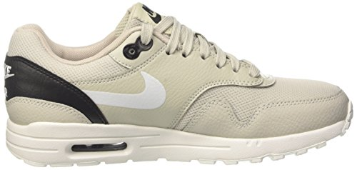 Nike Wmns Air Max 1 Ultra 2.0, Entrenadores Mujer Beige (Pale Grey/summit White/black)