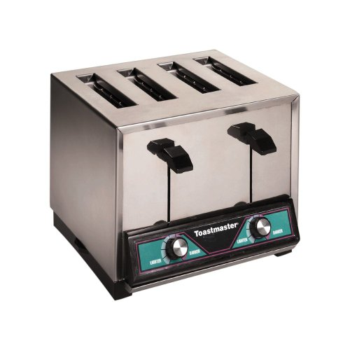 Toastmaster TP424 4 Slice Pop-Up Commercial Toaster - 208/240V, 2000/2600W by Toastmaster
