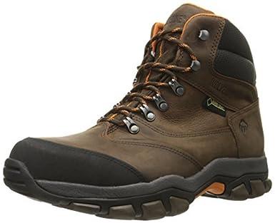 476920c2b00 Wolverine Men's Harden Hiker GTX Steel-Toe EH Work Boot: Amazon.in ...