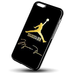 Amazon.com: Air Jordan Treasure in Gold Logo for iPhone 6