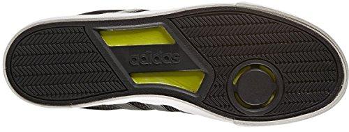 adidas Cf Super Daily, Zapatillas de Deporte para Hombre Negro (Negbas / Neguti / Caqtra)