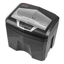 HSM Shredstar MS12c, 12 Sheet, Cross-Cut, 2.1-Gallon Capacity Shredder