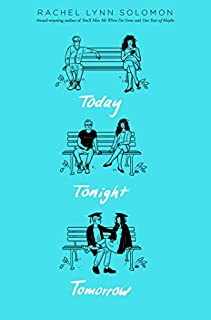 Book Cover: Today Tonight Tomorrow