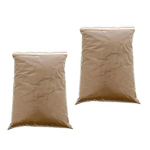 Redneck Convent RC Logwood Trap Dye - 2 Pound Logwood Dye for Trapping, Black Trap Dye, Logwood Extract Dye Bag Set