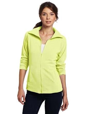 Columbia Glacial Fleece III Full Zip Jacket, Neon Light, X-Large