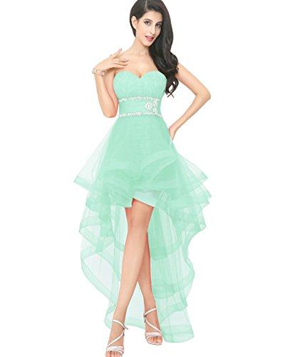 menta Vestito Donna Clearbridal Donna menta Verde Vestito Clearbridal Donna Vestito Clearbridal Verde Verde menta ROqwqaBZ