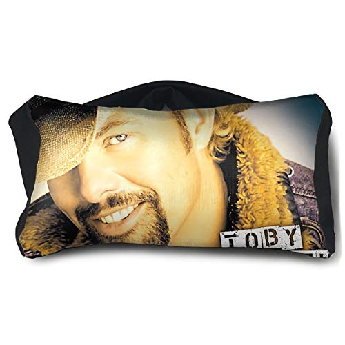 Nancy J Evans Toby Keith Big Dog Daddy Comfort Train Stress Relief Portable Eye Pillow ()
