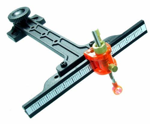 New Cartel Midi Extension Archery Recurve Take Down Bow Sight Junior Beginner Black by Cartel