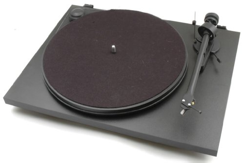 Project Essential II Turntable – Matte Black 41L5ZtycHIL