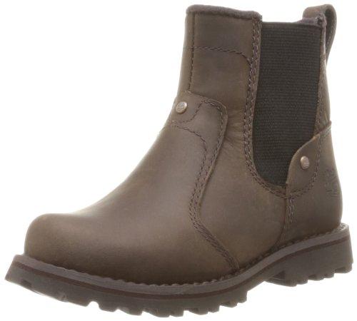 Timberland Asphalt Trail Jungen Chelsea Boots, Braun (Braun), 38