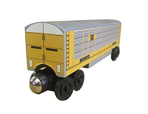 Whittle Shortline Railroad Csx Autorack Wooden Train Car 810001