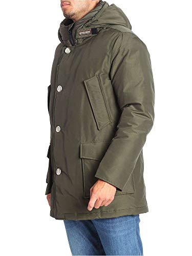 Uomo Wocps2476 Woolrich Wocps2476 Verde Woolrich Giubbotto O8SxR4q