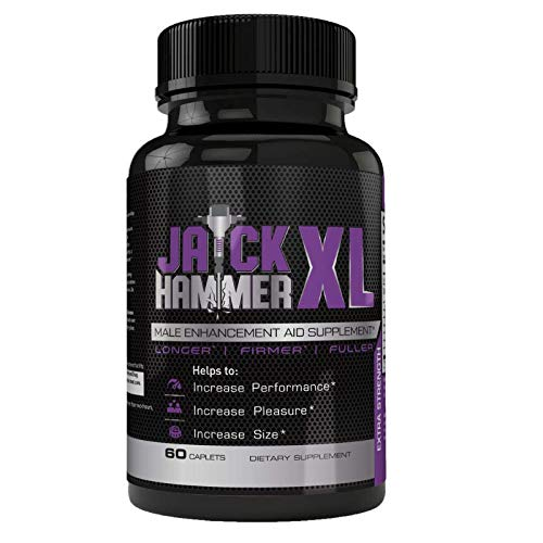 Testosterone Booster Men Jackhammer XL product image