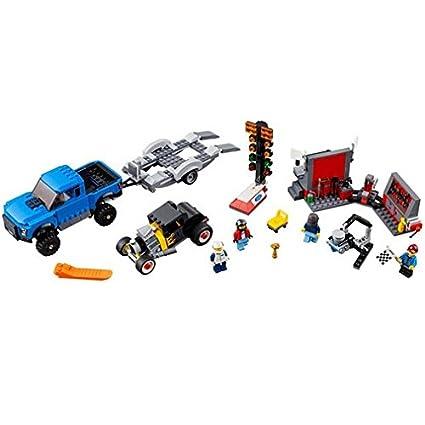 Lego Construction F Et A Champions Jeu De Rod Ford Modèle 150 Raptor Hot Speed 75875 QBhtrdoxsC