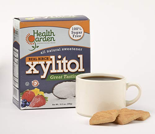 Health Garden Birch Xylitol Sugar Free Sweetener (50 Packets) by HEALTH GARDEN (Image #4)