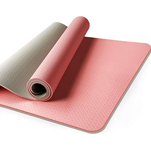 LULIN Non-Slip Yoga mat, Easy to Carry, Unparalleled Anti-Slip Performance, Fitness, Sports Home mat
