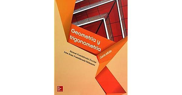 Amazon.com: GEOMETRIA Y TRIGONOMETRIA (9786071508997 ...